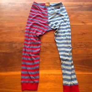 Hanna Andersson Boys Sz 8 Striped Pajama Pants